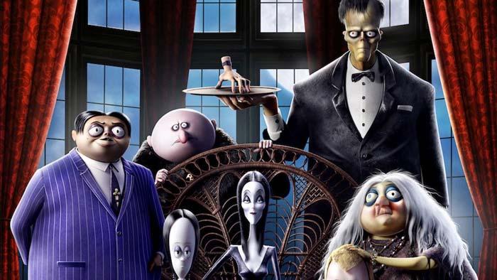 The Addams Family Teaser