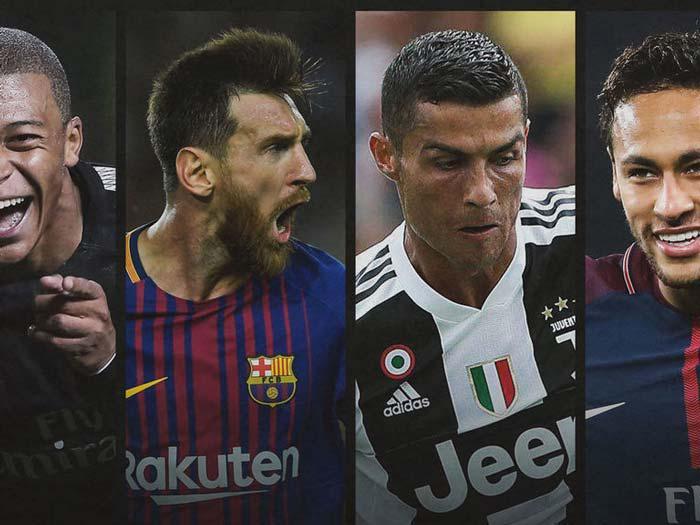 برترین بازیکن ها