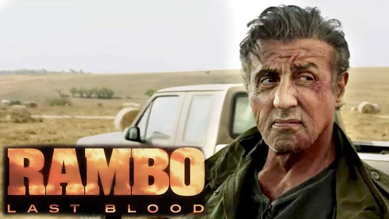 Rambo: Last Blood 2019