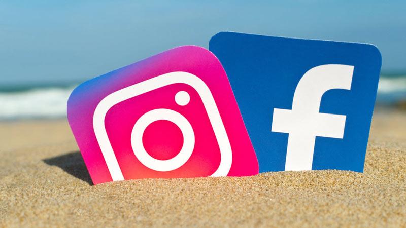اتصال اکانت اینستاگرام و فیس بوک