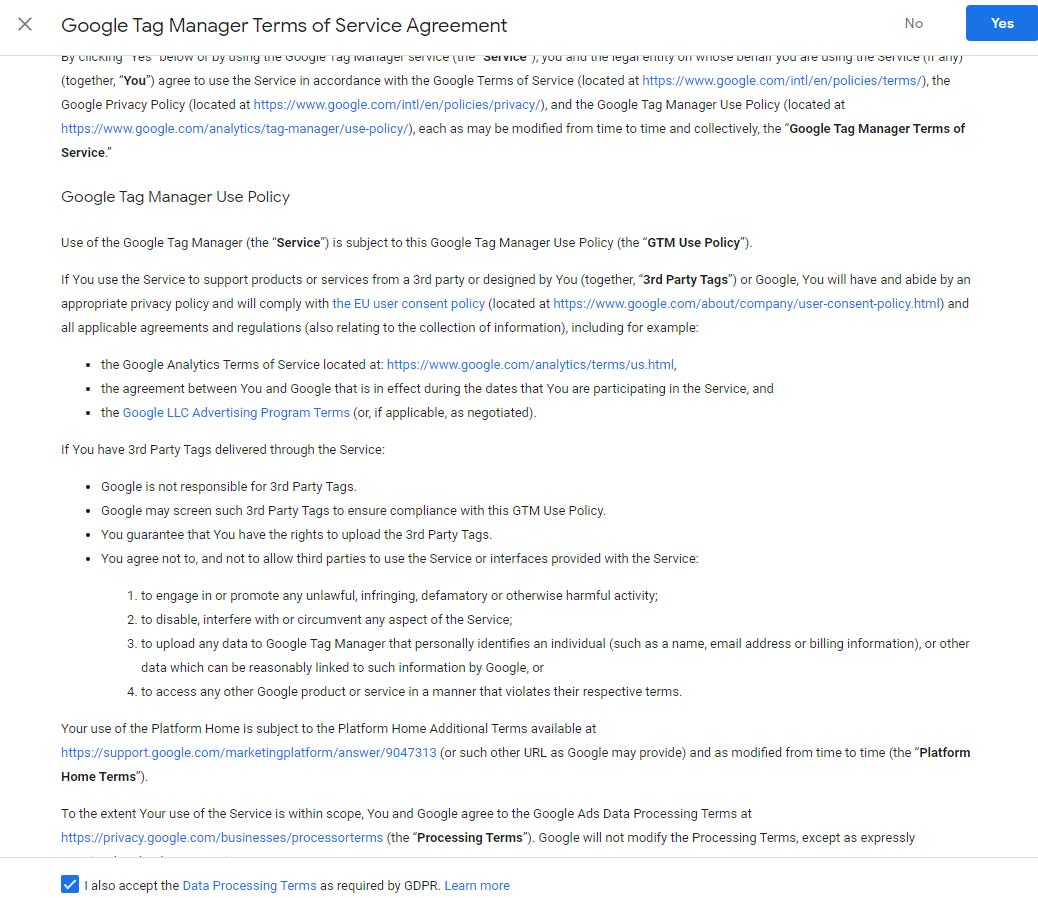 agree-google-tag-manager