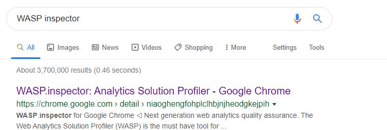 google wasp